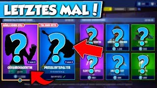 ❌TO LAST MAL IN THE SHOP OF SKIN?! 😱| NEW OBJECT SHOP in FORTNITE is DA!!