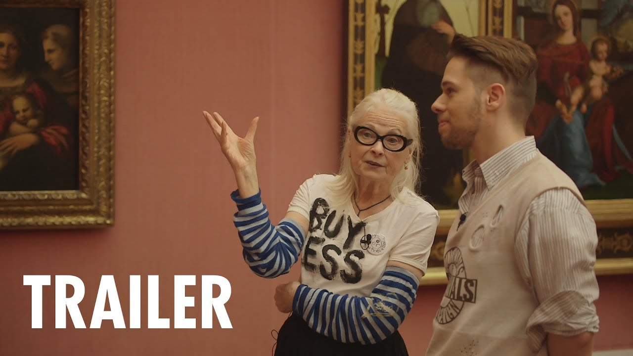 ART LOVERS UNITE! Trailer - Vivienne Westwood & Dacob