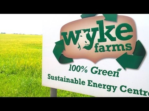 Richard Clothier from Wyke Farms talks about £1m water recovery plant
