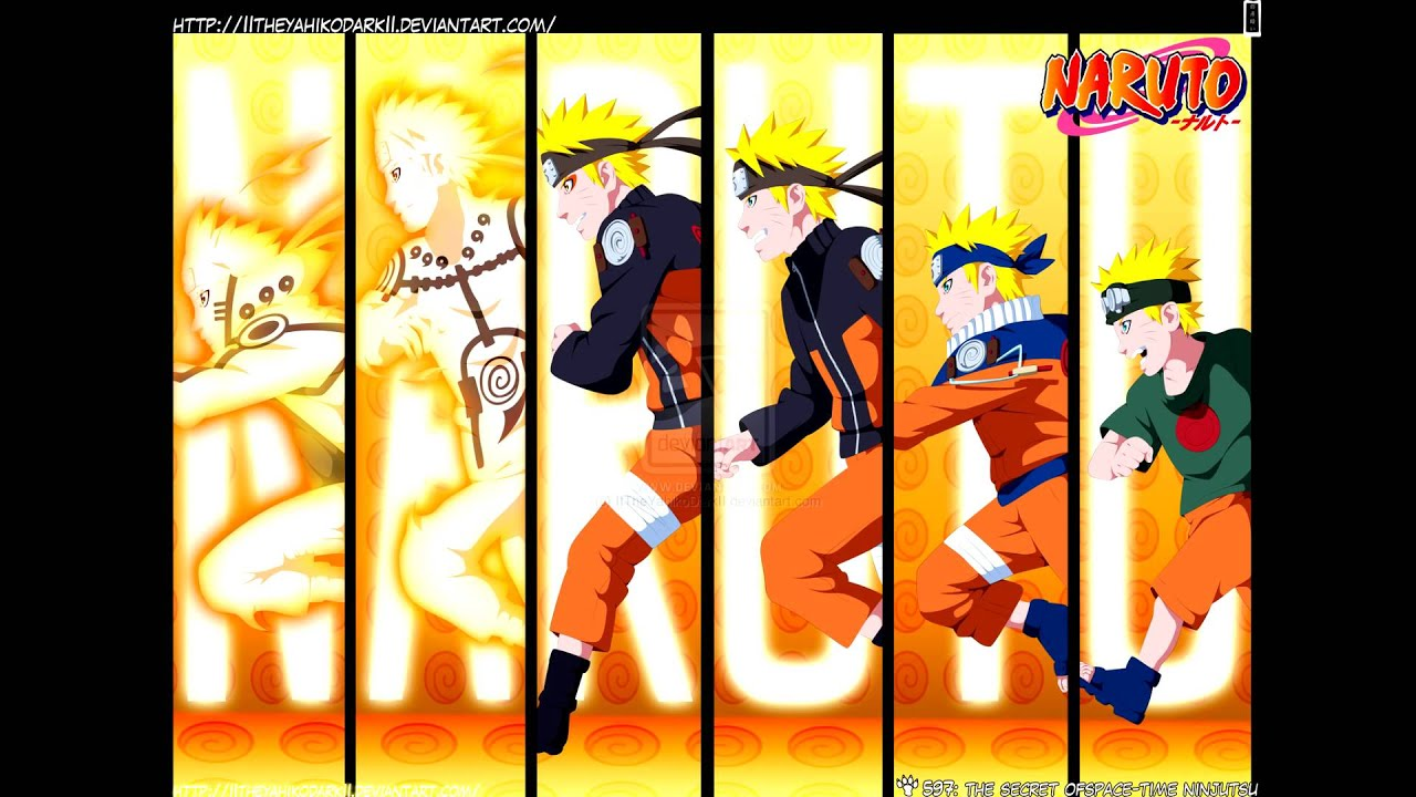 Wallpaper Hd Anime Naruto Naruto Opening 8 Flow Remember Youtube
