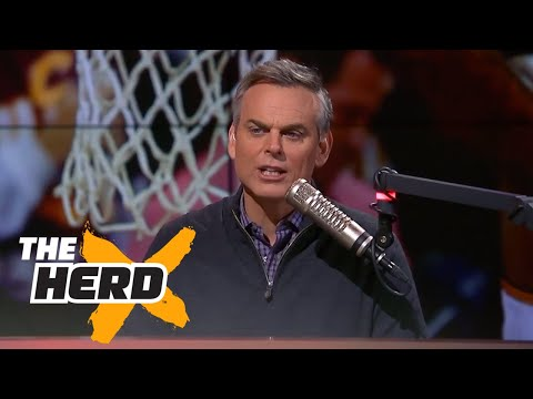 LeBron James is great and has brought chaos to the NBA Eastern Conference | THE HERD