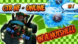 Crash Team Racing Nitro-Fueled | Online in a Nutshell | WTF and Funny Moments