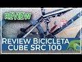 Review bicicleta Cube SRC 100 de comunitario Patrick de  Murcia