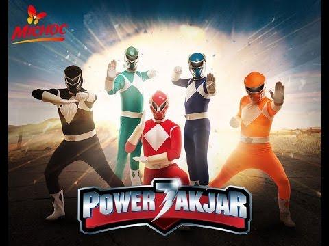 هاك... عيــــش : باور رنجرز - الحلقة 7- le Maroc dans Power Rangers Episode 7