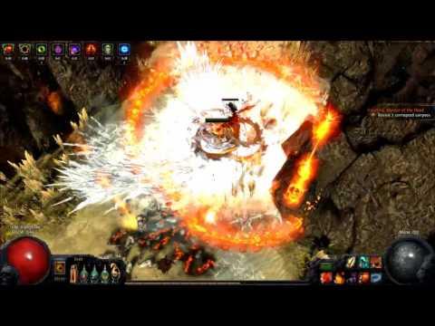 Poe Quad Curse Witch Build