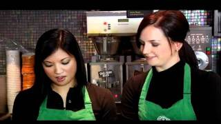 Repeat youtube video Sprott Shaw Hire Learning   Starbucks Barista