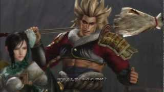 Warriors Orochi 3 Cutscene - True to One's Beliefs