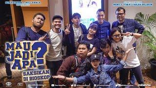Video MAU JADI APA? NOBAR Hahaha Corp Management  di Blok M Plaza 21 Jakarta download MP3, 3GP, MP4, WEBM, AVI, FLV Mei 2018