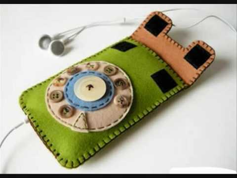 Cool homemade iphone cases youtube for Homemade iphone case
