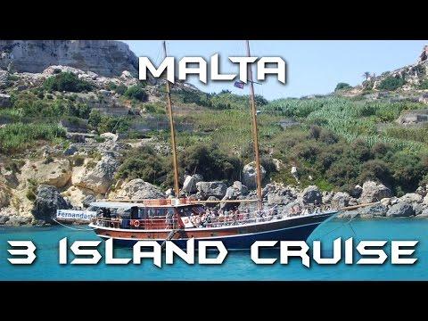 Malta 3 Island Cruise