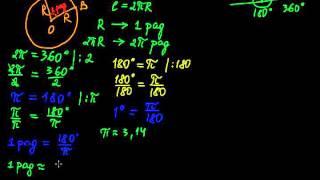 §131.1 Радианная мера угла