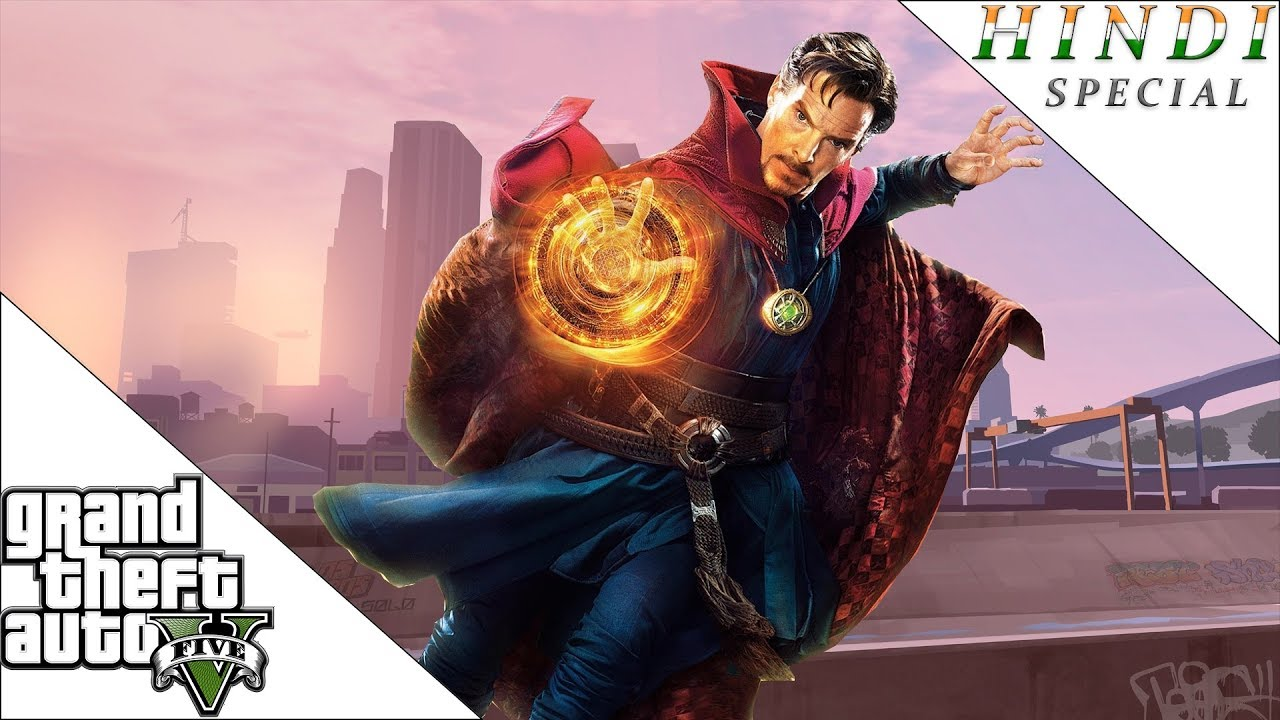 Gta 5 Doctor Strange Hindi