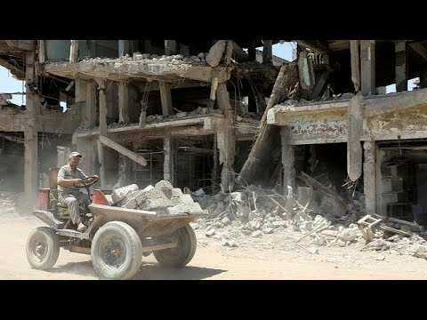 Rebuilding Mosul - bringing the demolished city back from the dead