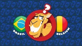 Brazil vs Belgium: Shaheen