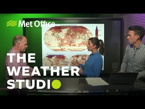 Can we limit global warming to 1.5 degrees? - The Weather Studio