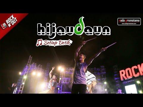 [NEW] Hijau Daun - Setiap Detik | Live Konser ROCK N' DUT Di MAJALENGKA 30 September 2017