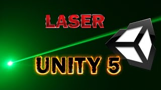 Como fazer um Laser  (LineRenderer) - UNITY 5