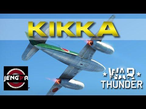 War Thunder Arcade: Kikka