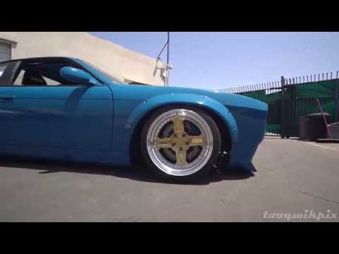 Rocketbunny S14 with a Turbo N54 BMW Engine Gearheinz / LTMW Built
