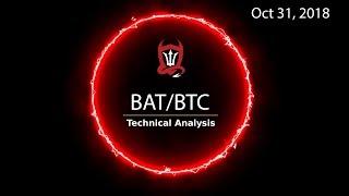 Basic Attention Token Technical Analysis (BAT/BTC) : A Halloween Bat with Treats  [10.31.2018]