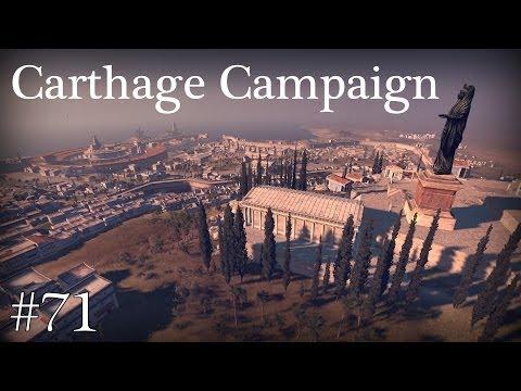 Total War Rome 2 Carthage Campaign Part 71 Battle of Hatra