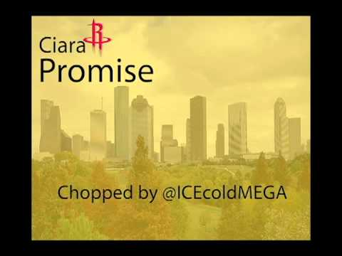 Ciara - Promise (Chopped by @ICEcoldMEGA)
