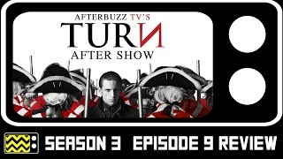 Turn Season 3 Episode 9 Review W/ Amy Gumenick | AfterBuzz TV