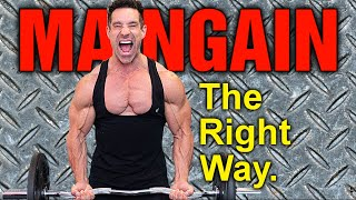 Bulk And Cut || How To MAINGAIN the RIGHT Way