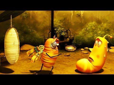 LARVA - COCOON 1 | Larva 2017 | Videos For Kids | Larva Cartoon | LARVA Official