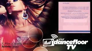 DJ Dado - X Files - Claudio Diva Sub-Dream Activity Mix