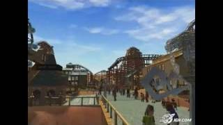 RollerCoaster Tycoon 3 PC Games Gameplay_2004_05_03