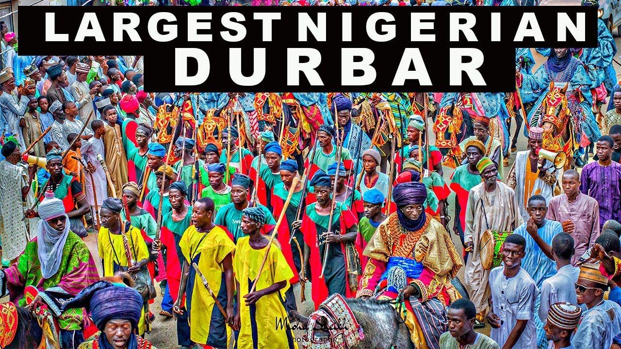 Download The most amazing Durbar Festival in Nigeria -- Kano Durbar Festival 2019!