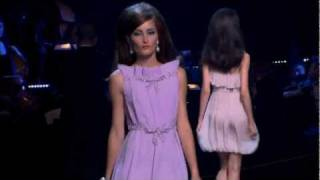 Christian Dior Cruise 2011 Full Fashion Show