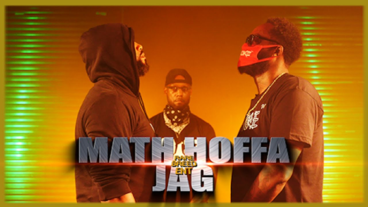 MATH HOFFA VS JAG RAP BATTLE - RBE