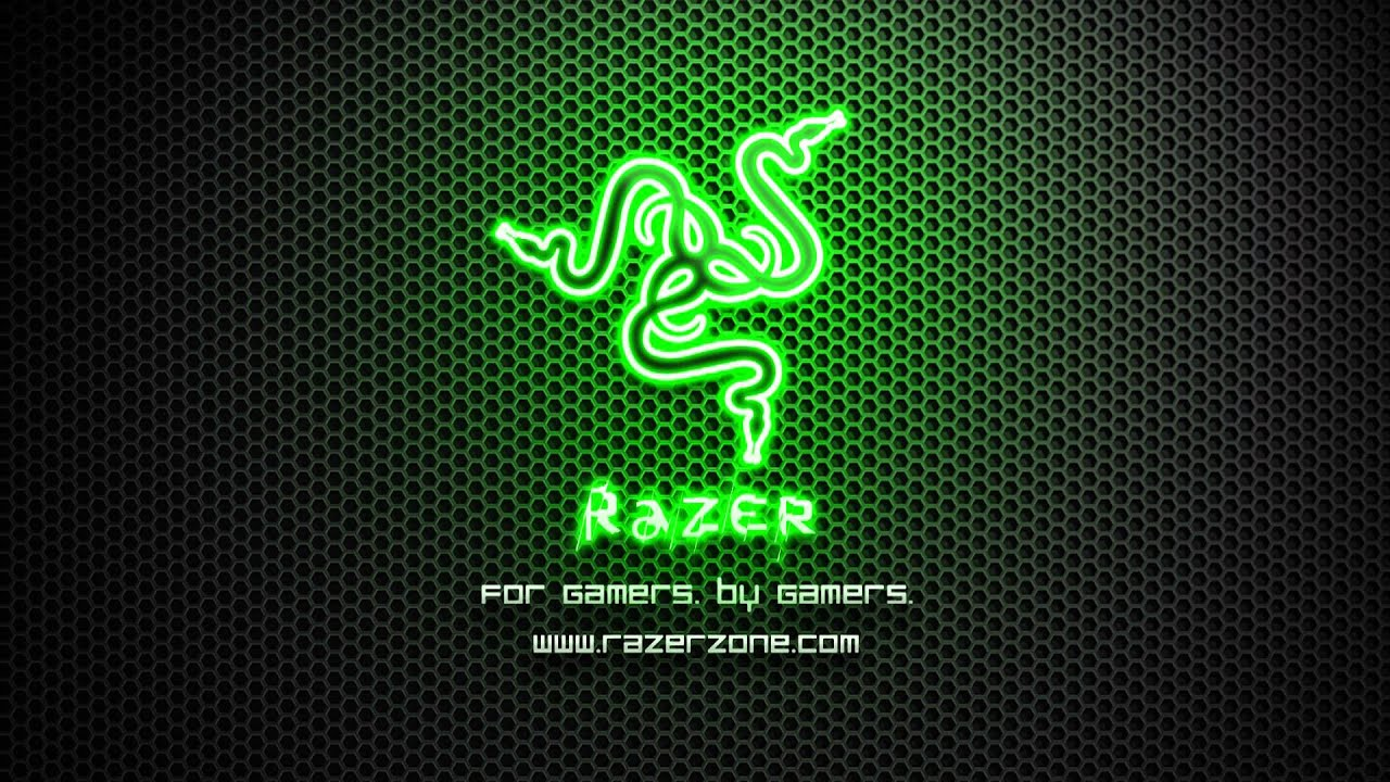 3d Laser Wallpapers Razer Dreamscene Youtube