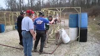 Kentucky 3 gun (stage 2)