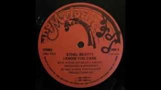 Ethel Beatty - I Know You Care (1981)
