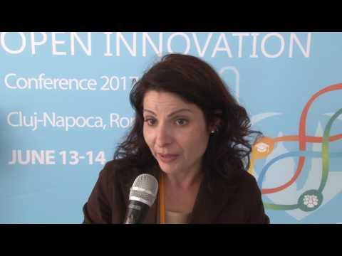 Open Innovation 2.0 Conference 2017 Testimonial: Oana Raita