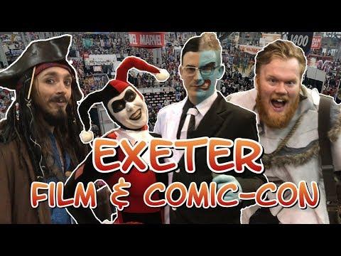 Exeter Film & Comic Con 2017