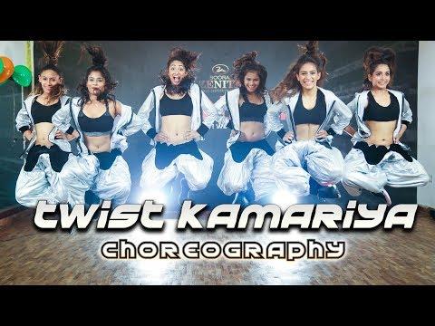 Twist Kamariya Choreography | Bareilly Ki Barfi | Ayushmann Khurrana & Kriti Sanon | Tanishk - Vayu