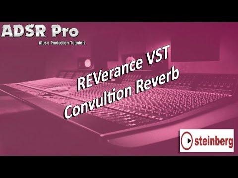 Steinberg Cubase Reverence Convultion Reverb VST Plugin Effect