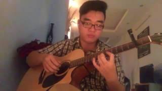 Lại Gần Hôn Anh (Viens M'embrasser) - Bằng Kiều - Guitar Solo