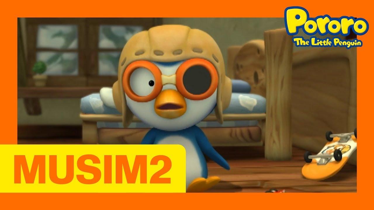 Download #32 Jangan lakukan itu! | Pororo Si Penguin Kecil Musim 2 | Animasi Indonesia