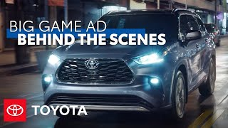 Becoming Highlander | Chapter 6: Behind the Scenes of the Big Game Commercial | Toyota