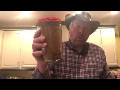 Grandpa's Poultry Rub