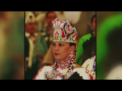 Native beadwork stolen from Gathering of Nations dancer