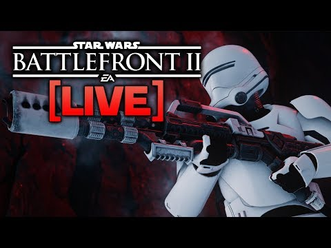 BATTLEFRONT 2 LIVE - The Milestone Grinding Continues!