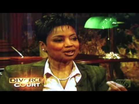 Juanita Bynum On Divorce Court