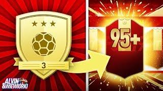 *POTĘŻNY* TOTS 95 za GOLDA 3! FIFA 19: ALVIN I WIEWIÓRKI [#37]
