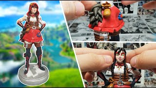 FABLE / FIABA *** FORTNITE *** In Polymer Clay